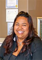 Photo of Jessica Meno, Treatment Coordinator